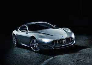 Maserati Alferi Geneva Maserati Alfieri Concept Shows Sporty