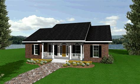 ranch style house plan 3 beds 2 baths 1700 sq ft plan 44 104