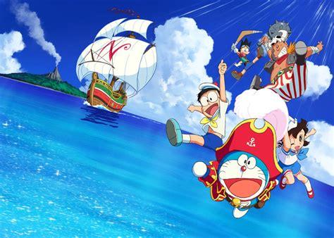 film doraemon berpisah dengan nobita yuk berpetualang bersama doraemon nobita s treasure