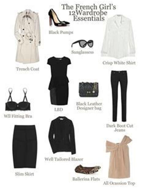 Parisian Chic Wardrobe Essentials by 1000 Images About Minimalist Wardrobe On
