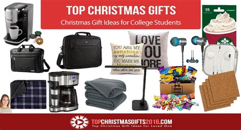 christmas gifts for college students 2017 best template idea