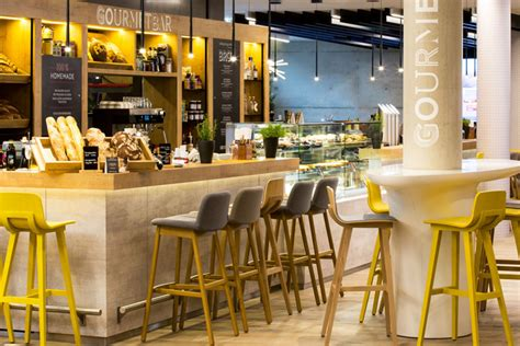 home design store munich gourmet bar by kitzig interior design munich germany