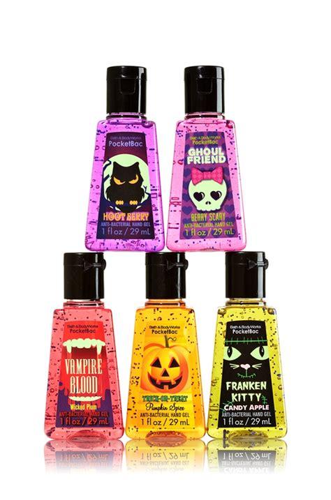 Blood Bath Shower Gel bath amp body works halloween 2014 treats pocketbacs