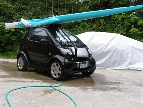 Smart Car Roof Rack by Yakima Roof Rack For Smarties General Discussions Club