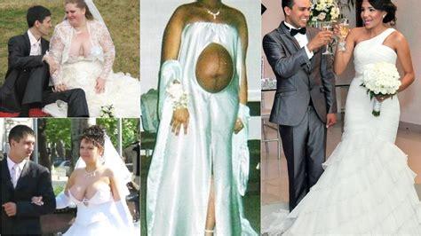 imágenes de vestidos de novia feos 161 los 30 vestidos de novia m 193 s feos del mundo