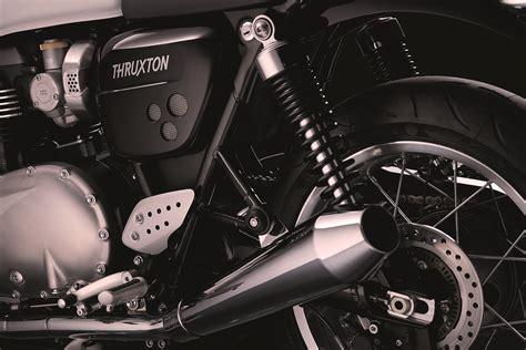 Motorrad Navi Unter 200 Euro by Neumotorrad Triumph Thruxton 1200 Herbst Aktion