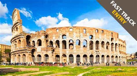 prezzo ingresso colosseo ingresso gratuito al colosseo di roma risparmi 12 00