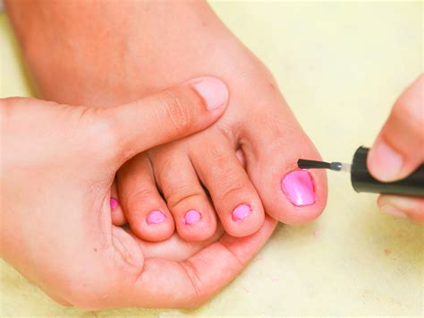 how to do a pedicure 11 steps with pictures wikihow