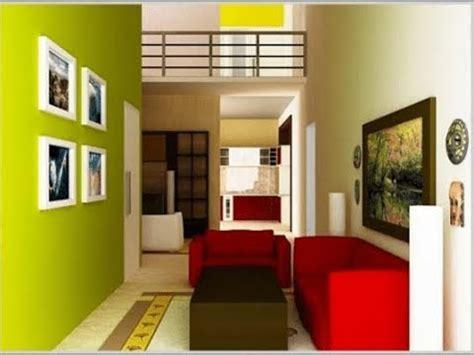 warna cat  rumah  terlihat luas simple