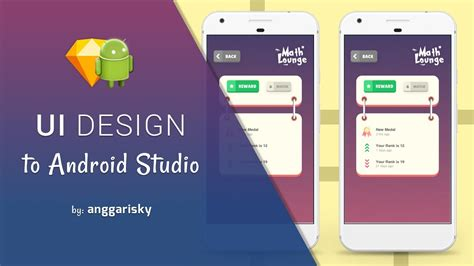 xml tutorial for android pdf how to design ui for android rewards ui design to android