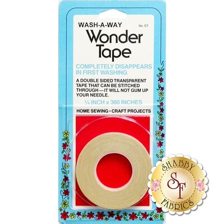 Washing Tape by Wash A Way Wonder Tape 188 Quot X 360 Quot