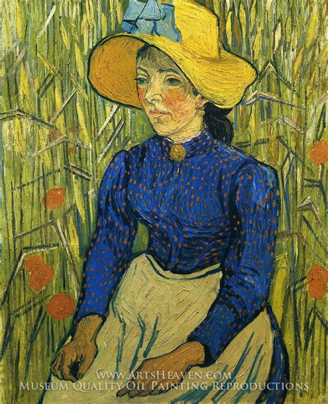 peasant against a background of wheat gogh paintings sold for top price at auction