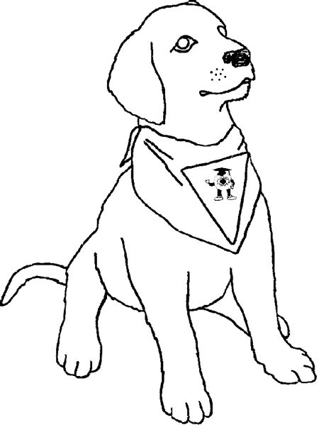 coloring pages of dogs and puppies free printable dog coloring pages for kids