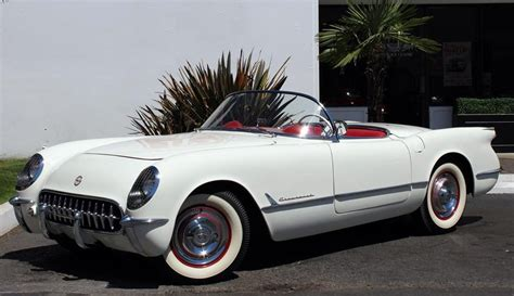 books about how cars work 1954 chevrolet corvette