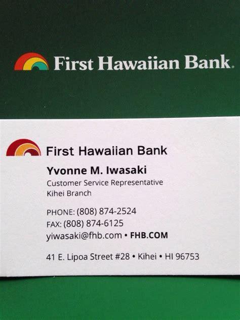 hawaiian banks hawaiian bank kihei branch banks credit unions