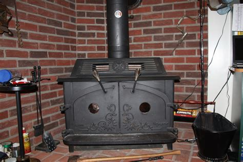 I Have An Acorn Voyageur Wood Stove That Was Made In 1980