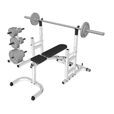 modells bench press modells bench press bench press 3d model formfonts 3d
