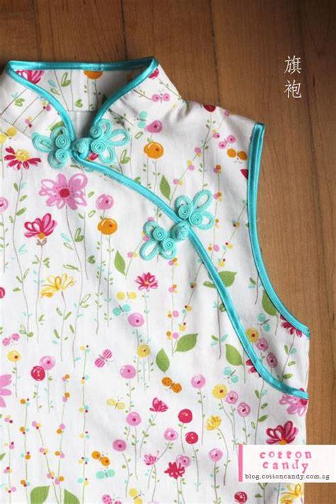 pattern making en francais patron gratuit une robe chinoise pour petite fille