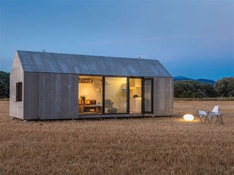 House On The Prarie by Concrete House On The Prairie