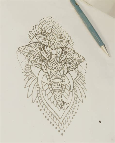 henna tattoo sketches 25 best ideas about mandala thigh on