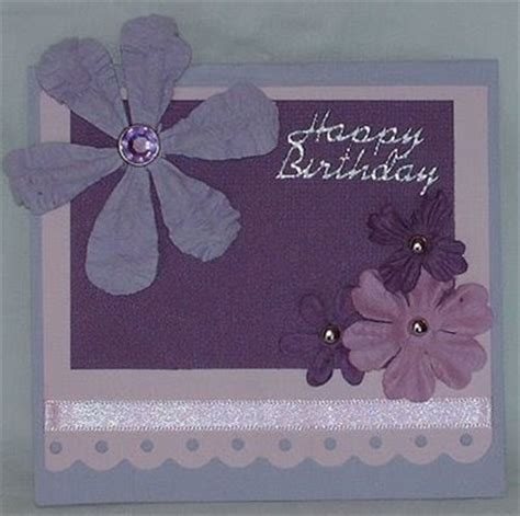 Birthday Card Handmade Ideas - my sting place birthday cards