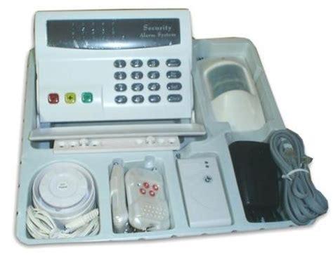 da casa senza telefono centralina allarme casa prezzi my rome