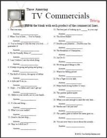 Memory Worksheets For Adults This Tv Commercials Trivia Will Certainly Test The Memory