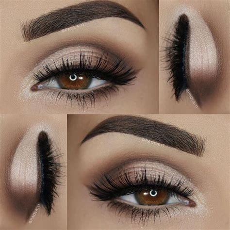 eyeshadow colors for brown looking makeup tips for brown www pixshark