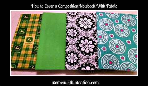 composition notebook pattern fabric how to cover a composition notebook with fabric