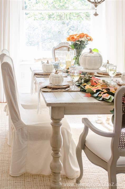 thanksgiving dining table ideas 30 fall dining room and tablescape ideas