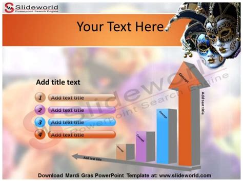 mardi gras powerpoint template mardi gras powerpoint template slideworld