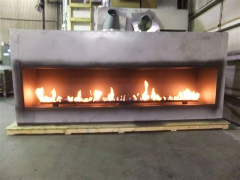recent fireplace projects by acucraft real customers