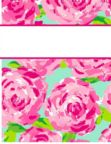 binder cover template my binder covers happily