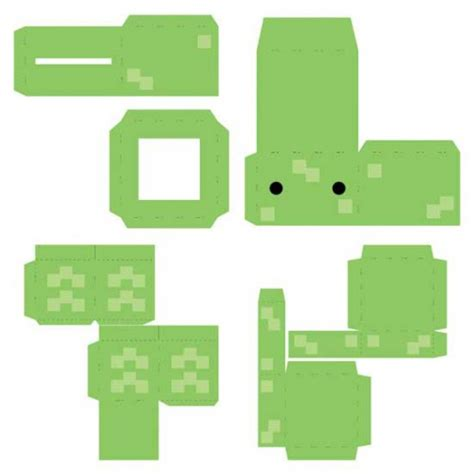 Pixelcraft Papercraft - pixelcraft boxes cp