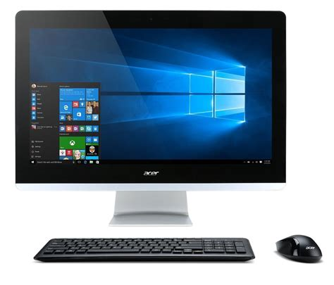 best computer new acer aspire aio desktop all in one computer pc az3 715