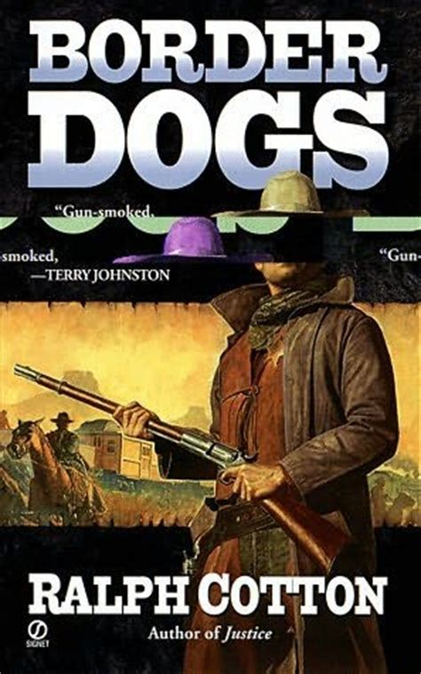 Outlaw Town Ralph Compton border dogs ranger book 4 by ralph cotton
