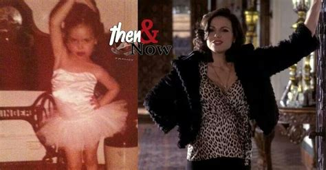 lana parrilla now lana parrilla then now 168 once upon a time