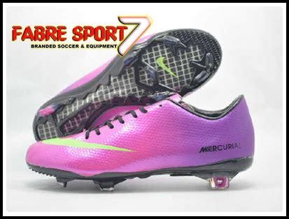 Promo Heboh Sepatu Nike Vapor 9 Bola Hitam Orange Murah fabre sport sepatu bola nike vapor ix fg replika import