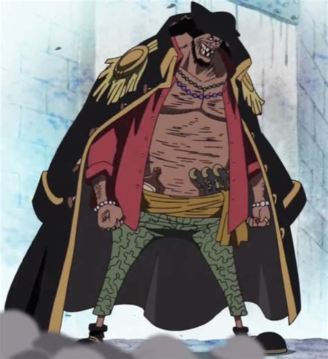 Anime One Blackbeard blackbeard theory one gold