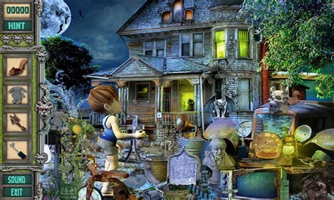 hidden object game in house find 400 new hidden amazon com new hidden object game ghost house find
