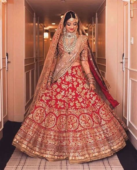 Indian Wedding Dresses for Bride   Different Types of