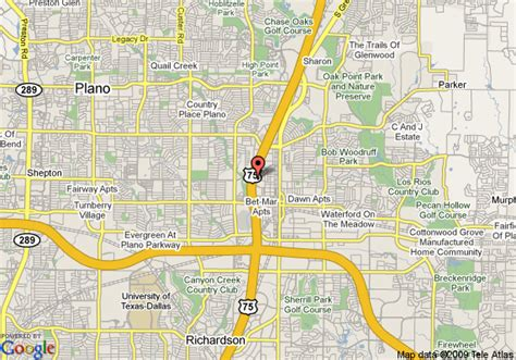 map of plano texas and surrounding areas map of ramada limited plano tx plano