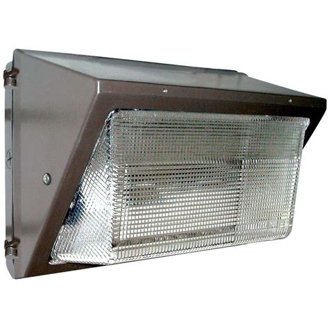 high pressure sodium wall light defiant white outdoor motion activated led security light