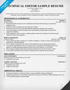 Resume Template Editor Editor Resume Exle Best Sle Resume