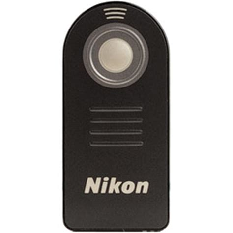 nikon ml l3 review: wireless remote shutter control