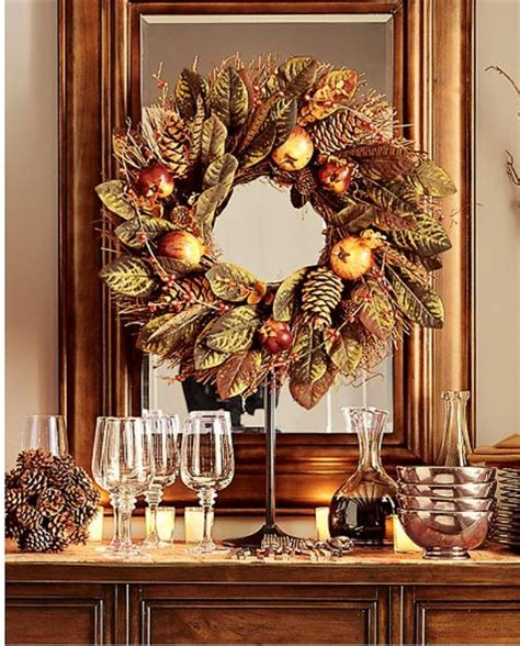 autumn decorating inspiration from pottery barn pottery barn thanksgiving decor autumn inspiration