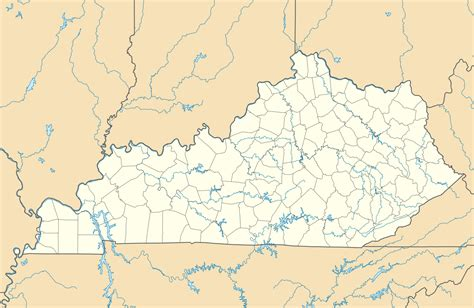 kentucky usa map file usa kentucky location map svg wikimedia commons