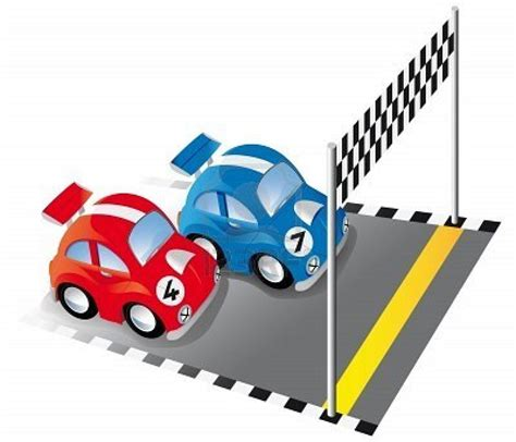 cartoon race cartoon race track clip art pictures to pin on pinterest