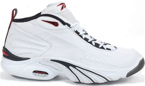 allen iverson shoes white