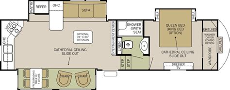 silverback 5th wheel floor plans silverback fifth wheel by forest river